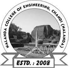 NALANDA COLLEGE OF ENGINEERING, CHANDI logo