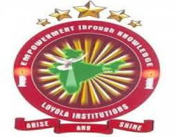 LOYOLA INSTITUTE OF TECHNOLOGY & SCIENCE logo