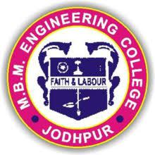 MBM Engineering College logo