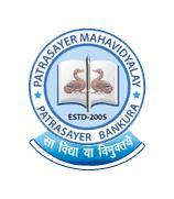 Patrasayer Mahavidyalaya logo