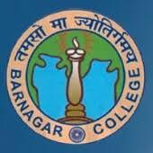 Barnagar College logo