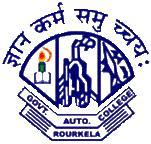 Govt.College,Rourkela logo