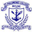 St.Philominas College , Bannimantap logo