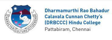 DRBCCC HINDU COLLEGE logo
