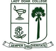Lady Doak College logo