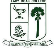 Lady Doak College logo