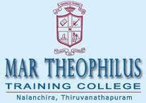 Mar Theophilus Training College, Thiruvananthapuram logo