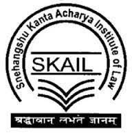 S.K. Acharya Institute of Law logo
