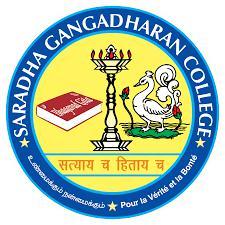 Saradha Gangadharan College logo