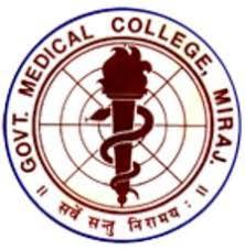 Govt. Medical College, Miraj, Sangli logo