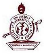 SRI JAYADEV COLLEGE OF PHARMACEUTICAL SCIENCES logo