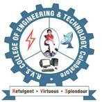 R. V. S. COLLEGE OF ENGINEERING & TECHNOLOGY logo