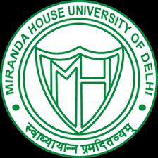 Miranda House College logo