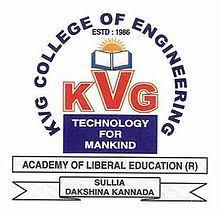 K.V.G.COLLEGE OF ENGINEERING logo