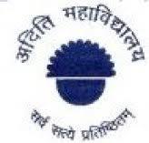 Aditi Mahavidyalaya logo