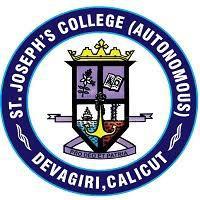 St Josephs College Devagiri, Calicut logo
