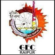 GOVT. ENGINEERING COLLEGE RAIPUR logo