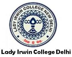Lady Irwin College logo