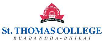 St. Thomas College Bhilai Durg logo