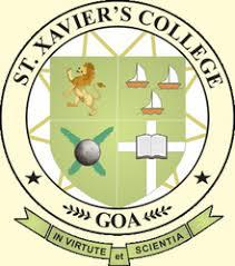 St Xaviers College of Arts Science & Commerce Mapusa logo