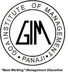 GOA INSTITUTE OF MANAGEMENT logo