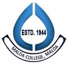 Malda College logo
