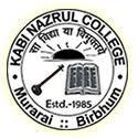 Kabi Nazrul College logo