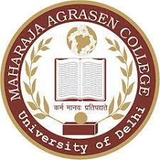 Maharaja Agrasen College logo