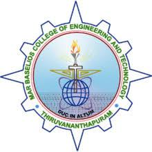 Mar Baselios College of Engineering and Technology, Nalanchira logo