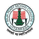 Raja Peary Mohan College logo