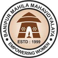 Banipur Mahila Mahavidyalaya logo
