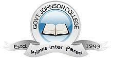 Govt. Johnson College logo