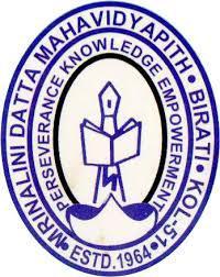 Mrinalini Datta Mahavidyapith logo