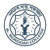 B Borooah College, Guwahati logo