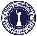 Bidhan Chandra College logo