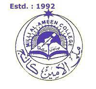 Milli-Al-Ameen College for Girls logo