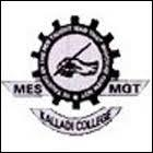 MES KALLADI COLLEGE, MANNARKKAD logo