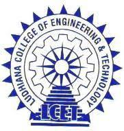 LUDHIANA COLLEGE OF ENGINEERING & TECHNOLOGY, KATANI KALAN, LUDHIANA. logo