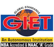 GIET ENGINEERING COLLEGE logo