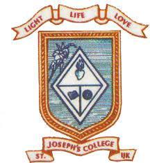 St Josephs College Irinjalakuda logo