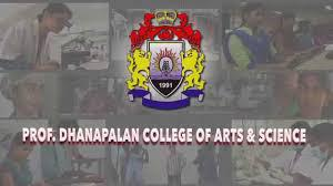 PROF DHANAPALAN COLLEGE FOR WOMEN logo