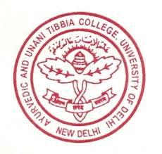 Ayurvedic and Unani Tibbia College logo