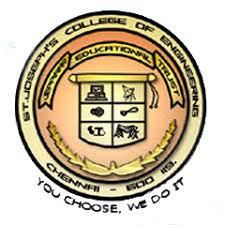 ST. JOSEPHS COLLEGE OF ENGINEERING logo
