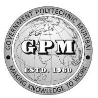 GOVERNMENT POLYTECHNIC MUMBAI logo