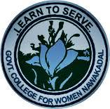 Govt. College for Women Nawakadal, Srinagar logo