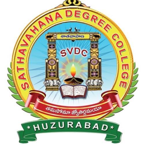 SATAVAHANA DEGREE COLLEGE, HUZURABAD logo