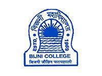 Bijni College logo