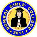 Domkal Girls College logo