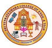 SRI VENKATESWARA COLLEGE OF ENGINEEIRNG & TECHNOLOGY logo