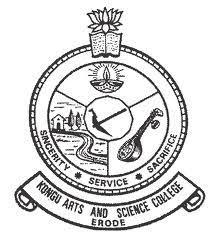 Kongu Arts and Science College logo
